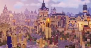 Craftventure Atlantis screenshots