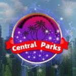 Minecraft Themepark Central Parks