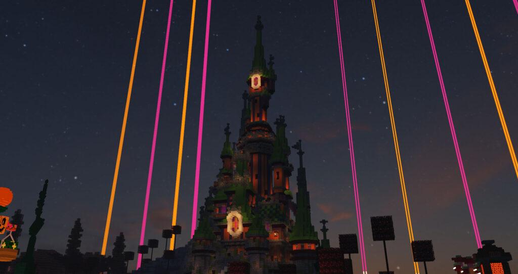L'Effrayant Halloween de MagicCraft!