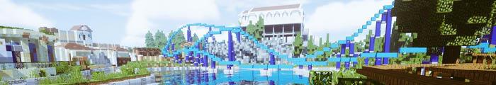 Minecraft Parc d'attractions AstérixCraft (Parc Astérix)