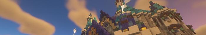 Minecraft Themepark AvalonCraft (Custom park)