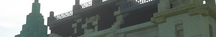 Minecraft Themepark CraftMagique (Custom park)