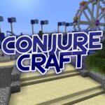 Mincraft pretpark ConjureCraft (Custom park)