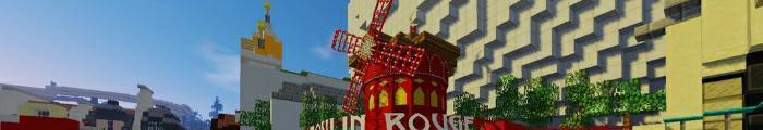 Minecraft Parc d'attractions EpCraft