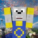 Minecraft Parc d'attractions Europapark-Minecraft (Europa-Park)