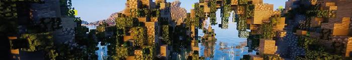 Minecraft Themepark Expedition Isles (Custom park)