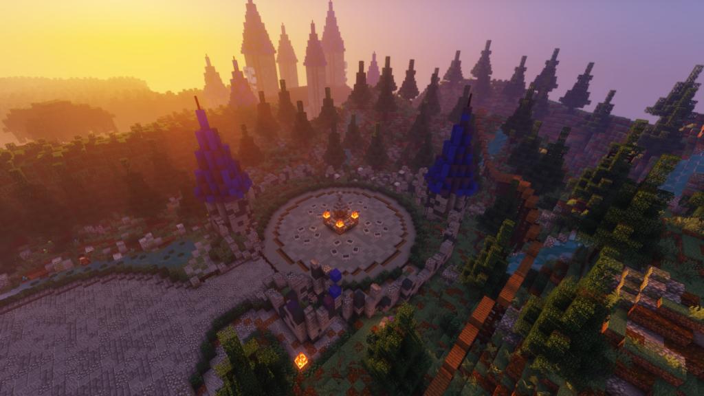De Bèta van SpringsCraft!