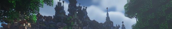 Minecraft Pretpark HydronixMC-Network (Disneyland Parijs)