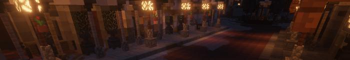 Minecraft Pretpark HydronixMC (Custom park)