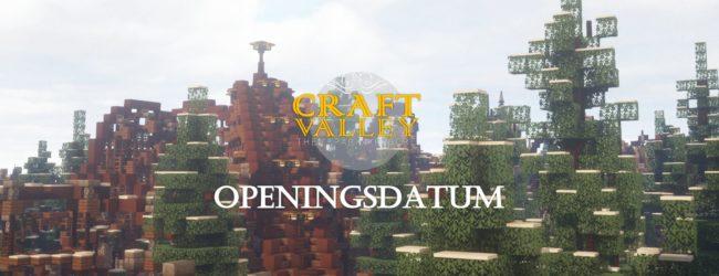 ParkLeaksMC - CraftValley | Seizoen 2020 | OPENINGSDATUM!