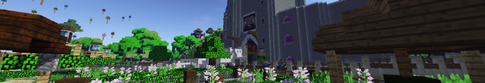 Minecraft Pretpark ShowCraft (Custom park)