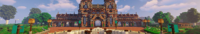 Minecraft Themepark AdventurePeaks