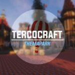Mincraft pretpark TercoCraft (Custom park)