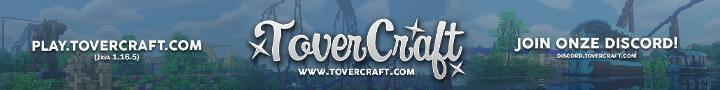 Advertentie - ToverCraft | play.tovercraft.com