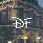 Minecraft Pretpark DisneyFantasy