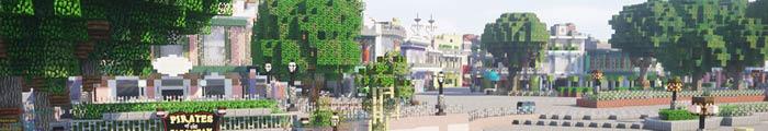 Minecraft Themepark ImagineeringFun (Custom park)