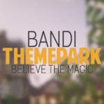 Mincraft pretpark BandiThemepark (Custom park)