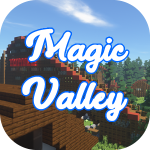 Minecraft Pretpark MagicValley (Custom park)
