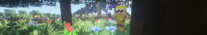 Minecraft Pretpark MagicalWorld (Custom park)