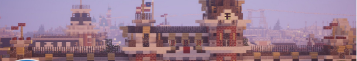 Minecraft Themepark McAmusement