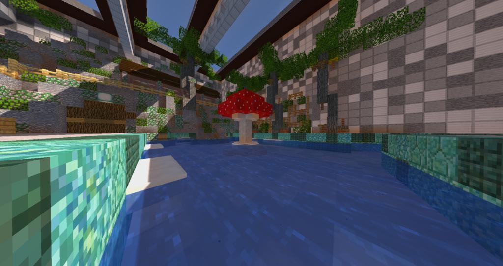 De eerste beta van AquaFunMC!