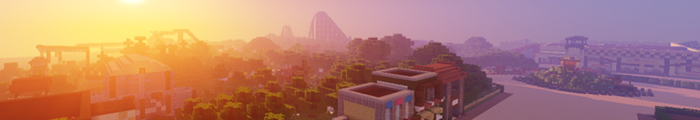 Minecraft Pretpark FabulaCraft