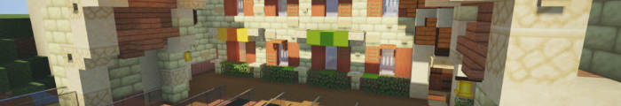 Mincraft pretpark SunShineNetwork ()