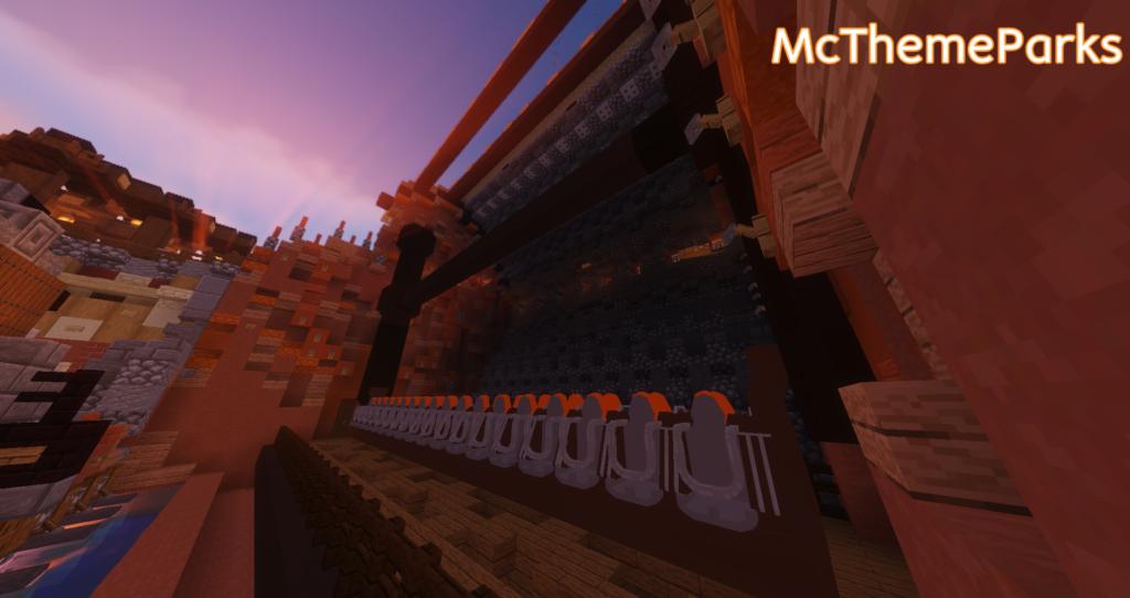 Phantastische vooruitgang in McThemeParks!