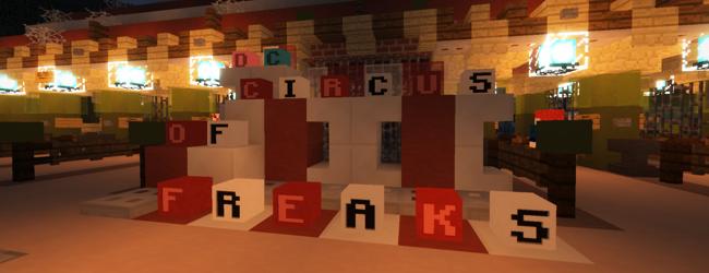 ParkLeaksMC - Clowns nemen DroomCraft over!