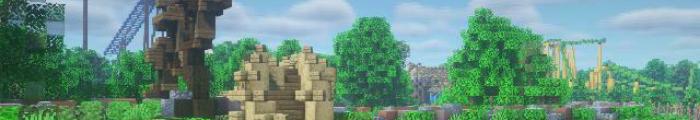 Minecraft Pretpark ToverCraft