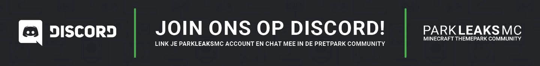 Advertentie - Join ons op Discord