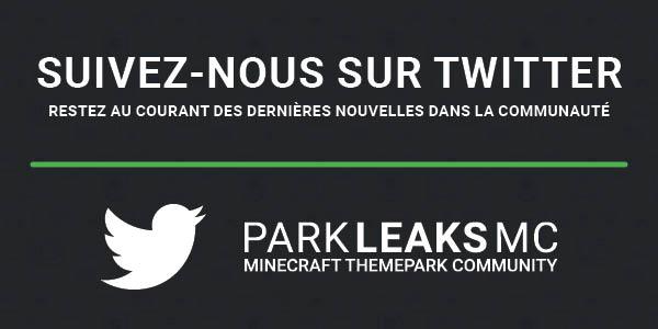 Publicité - Suivez-nous sur twitter