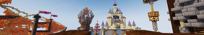 Minecraft Pretpark ConjureCraft