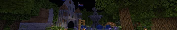 Minecraft Pretpark CustomParkMC (Custom park)