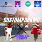 Minecraft Pretpark CustomParkMC