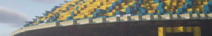 Minecraft Pretpark DisneyFantasy (Disneyland Parijs)