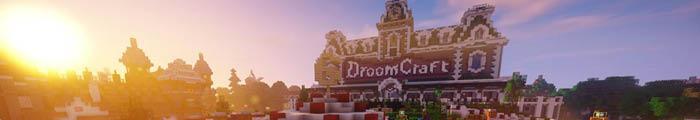 Mincraft pretpark DroomCraft (Disneyland Parijs)