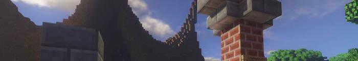 Mincraft pretpark EftelFantasy (Efteling)