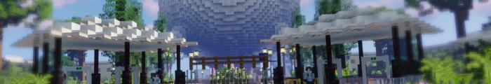 Minecraft Themepark Enchantment Craft (Walt Disney World)