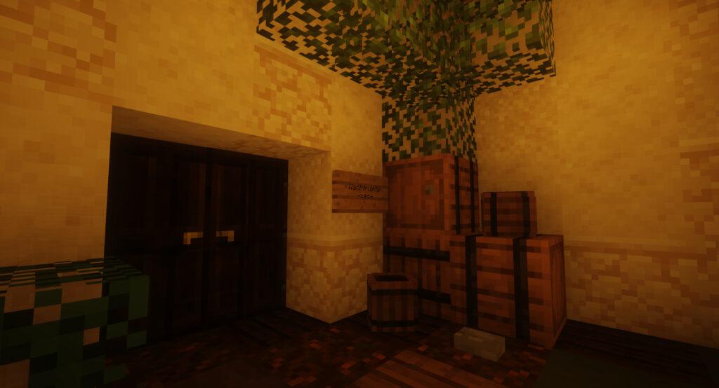 Escaperoom Het missende Geitje op Minecraft Pretpark ZintuigenCraft