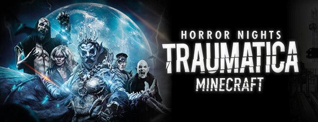 ParkLeaksMC - Die Horror Nights – Traumatica sind zurück im EuropaPark-Minecraft!
