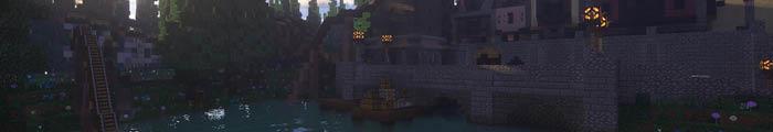Minecraft Pretpark FuntasiaPark