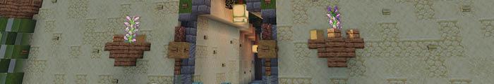 Mincraft pretpark HerautenCraft (Efteling)