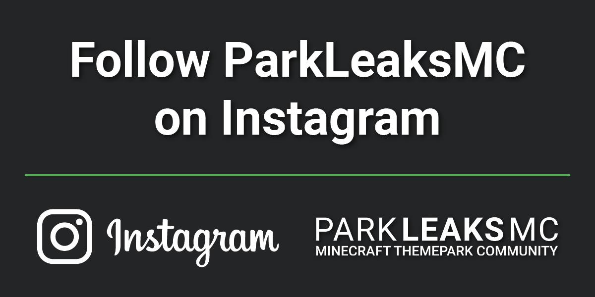 Advertisement - Follow ParkLeaksMC on Instagram