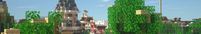 Minecraft Themepark Magical Parks (Custom park)