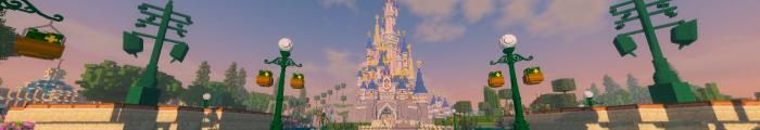 Minecraft Parc d'attractions MagicCraft