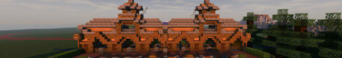 Minecraft Pretpark MagicPlace Craft (Custom park)