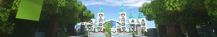 Mincraft pretpark MagicValley (Custom park)