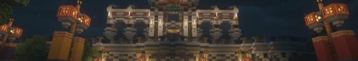 Minecraft Pretpark Matlarlen Studio's Craft (Custom park)
