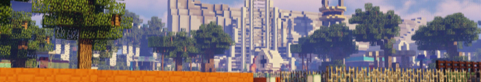 Minecraft Themepark NostalgiaParks (Universal Studios Florida)